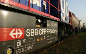 ©Foto: Railmen-Lokführer: Marcel Langnickel   Rangier-Lokomotive der SCHWEIZERISCHEN BUNDESBAHN (SBB) CARGO im Rheinhafen in Weil am Rhein an der deutsch-schweizerischen Grenze.