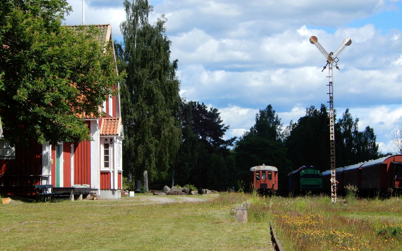 Lost Places in Schweden Foto von Christian Wodzinski