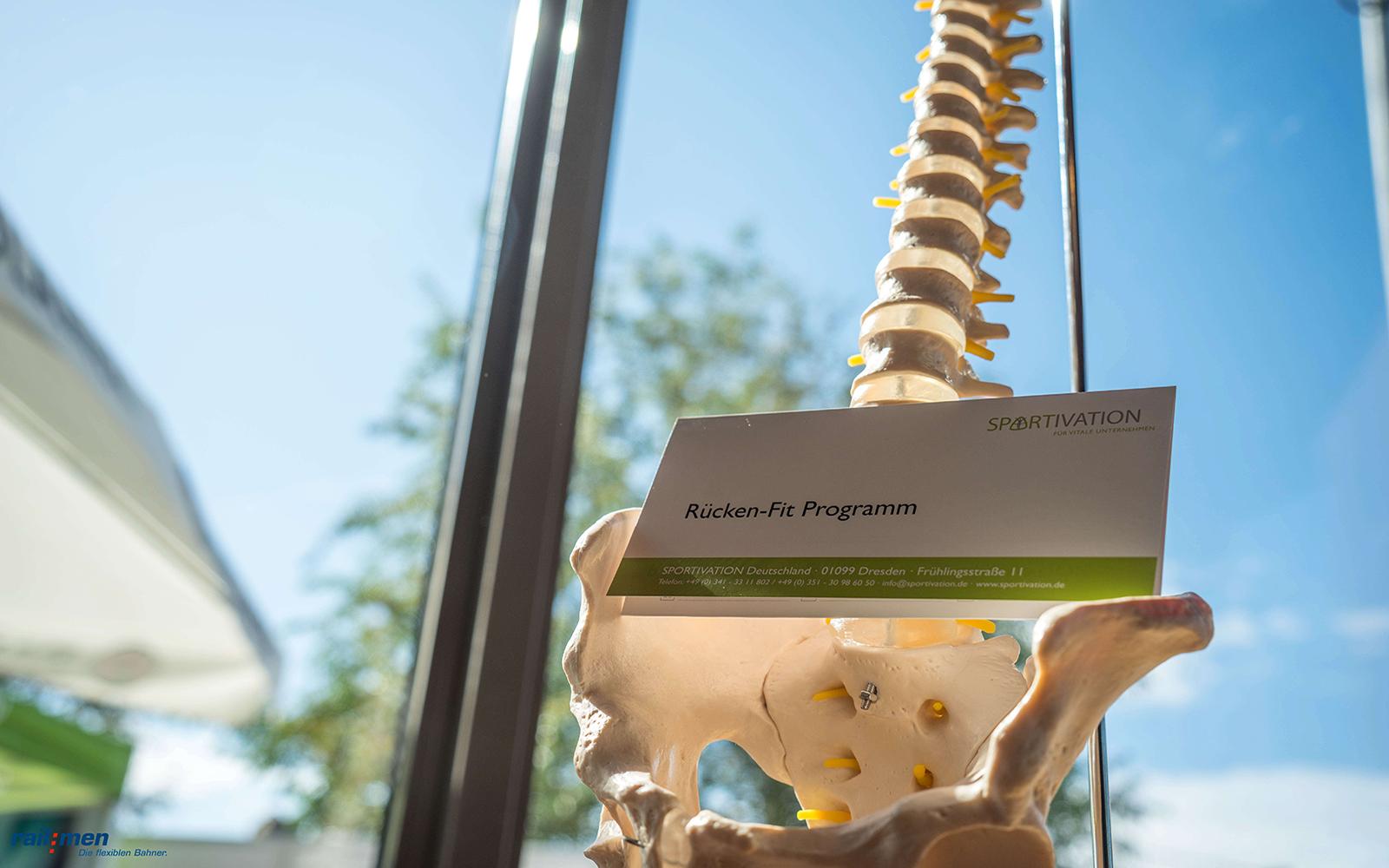©Foto: Philipp Prauser | SportIvation lädt zum Rücken-Fit Programm