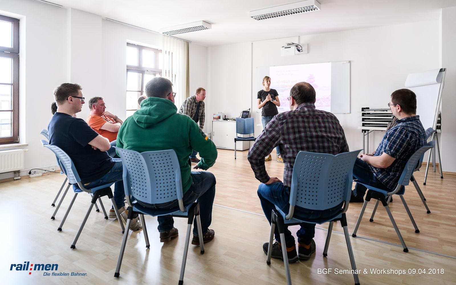© Foto: Eric Kemnitz   Railmen BGF Workshop 1   Sportivation