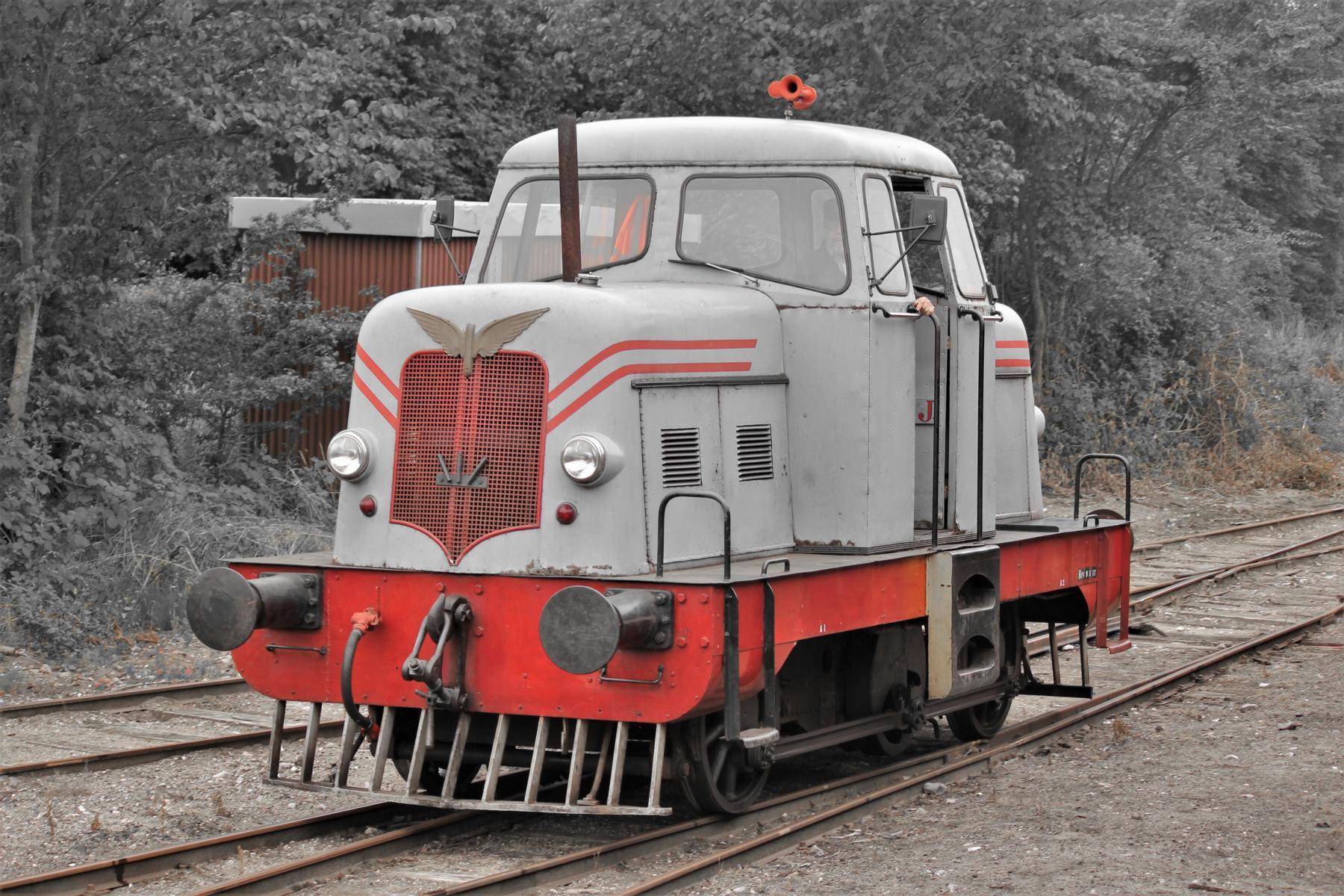 ©Foto: Christian Wodzinski | Museumsbahn Maribo-Bandholm | Lok T3