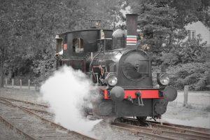 Lok 17 macht Dampf | Museumsbahn Maribo-Bandholm