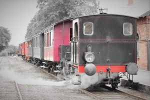 Museumsbahn Maribo-Bandholm mit Lok 17