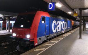 ©Foto: Denis Herwig | railmen | Lokführer unterwegs für InfraLeuna | Bahnhof Fulda
