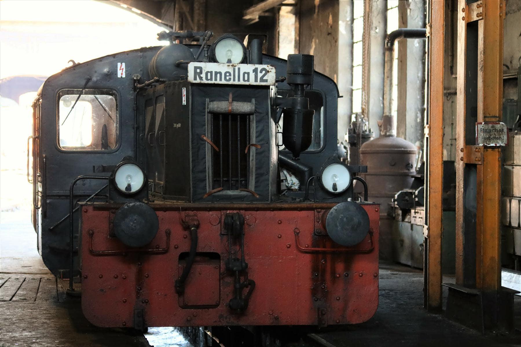 ©Foto: Christian Wodzinski | railmen | Ranella 12 – der Rufname dieser Lok im Rangierdienst