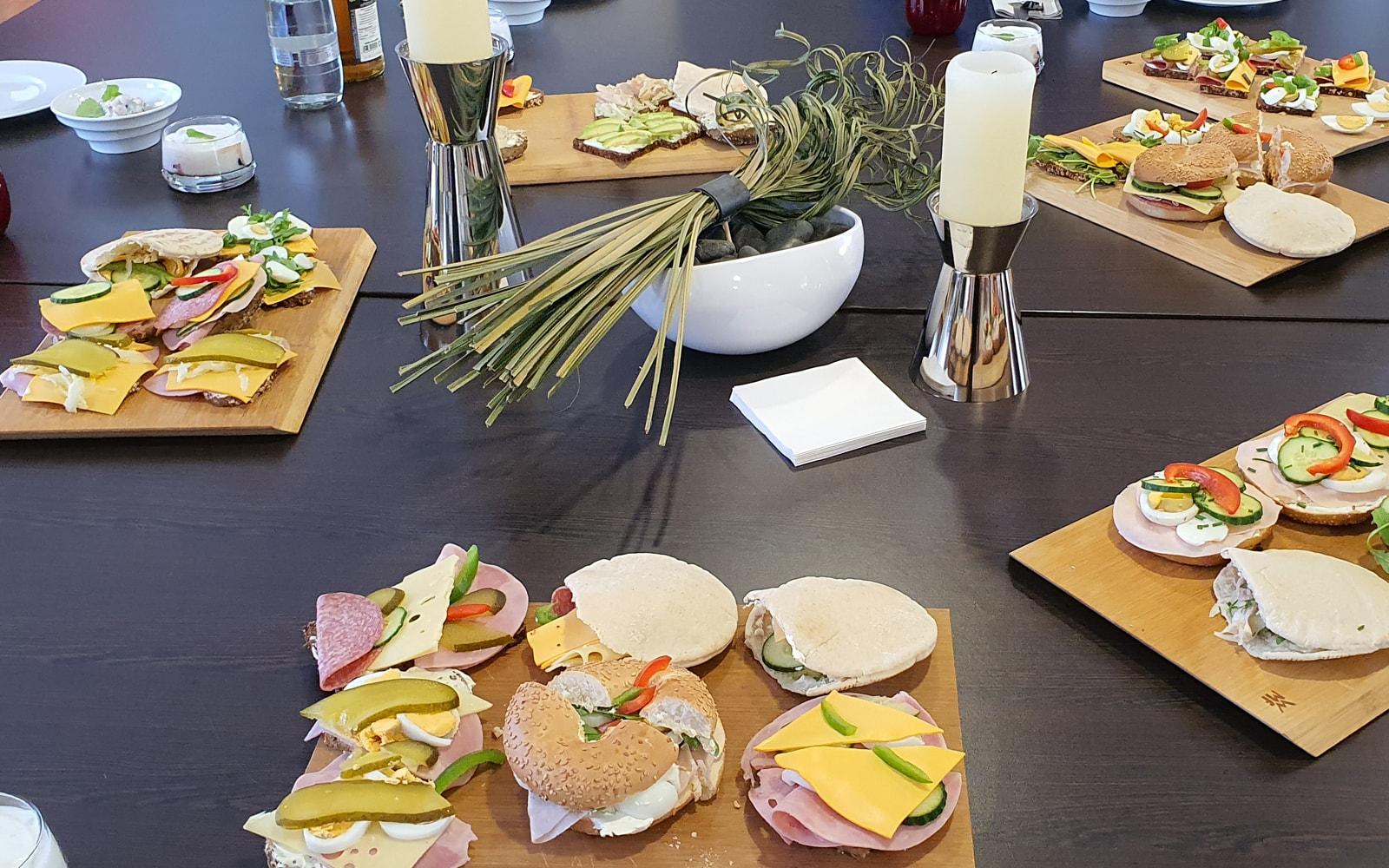 ©FOTO: railmen Susanne Sämann | Sandwichvariationen
