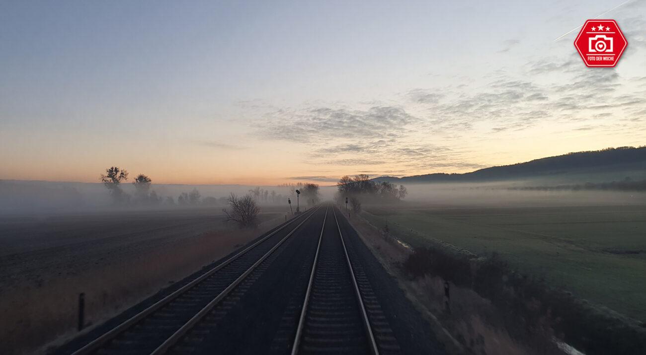 ©Foto: Daniel Grenzdörfer | railmen | Nebelschwaden
