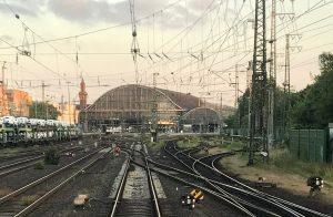 ©Foto: Andreas Kern | railmen | Einfahrt in den Bremer Hbf von Verden kommend