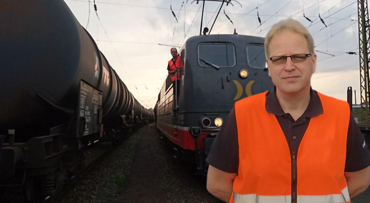 ©Foto: Andreas Kern | railmen | Einsatz im Güterverkehr
