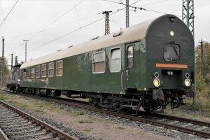 ©Foto: Christian Wodzinski   railmen   Befehlswagen aus früheren Zeiten