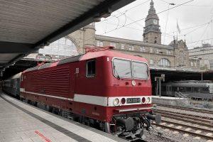 """©Foto: Christian Wodzinski   railmen   """"Bezzy"""" aka Funkmesswagen zu Besuch in Hamburg"""