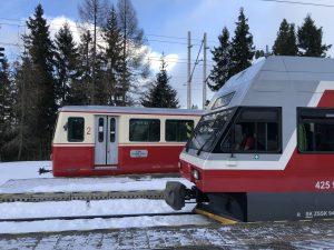 ©Foto: Jan Krehl | railmen | Zahnradtriebwagen in der Hohen Tatra in der Slowakei