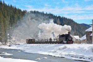 ©Foto: Steffen Mann | railmen | Waldbahn von Moldovita in Rumänien