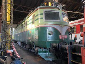 ©Foto: Jan Krehl | railmen | Museum Depot Olomouc in Tschechien