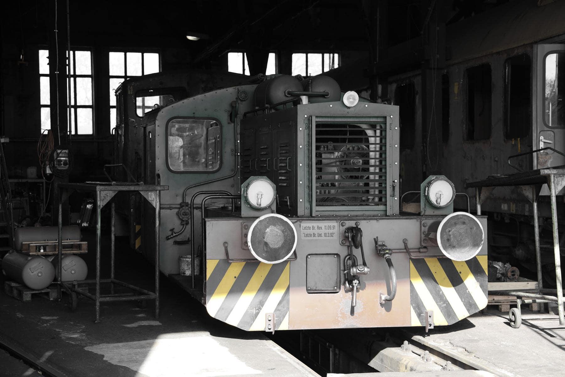 ©Foto: Christian Wodzinski | railmen | 2021 | Eisenbahnmuseum Glauchau