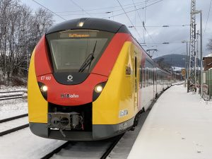 ©Foto: Jan Krehl | railmen | Kaffepause bei der HLB