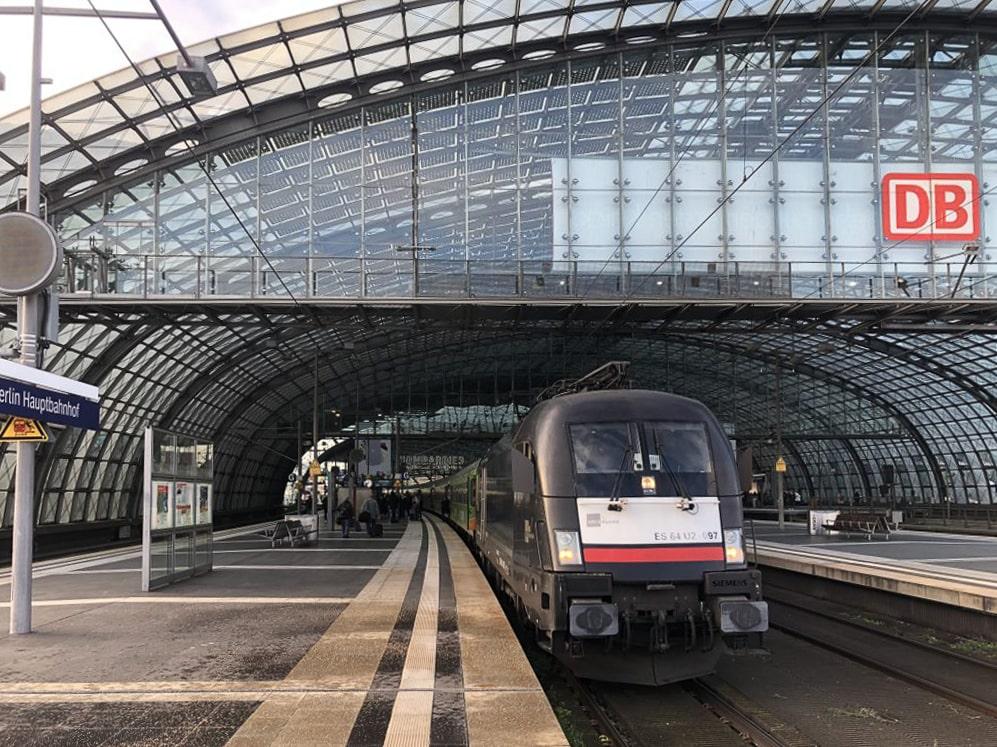 ©Foto: Jan Krehl | railmen | Unterwegs für FLIXTRAIN, Endstation Berlin Hauptbahnhof