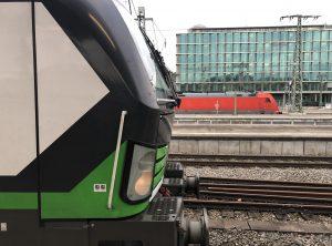 ©Foto: Jan Krehl | railmen | Vectron (Baureihe 193) am Bf Heidelberg