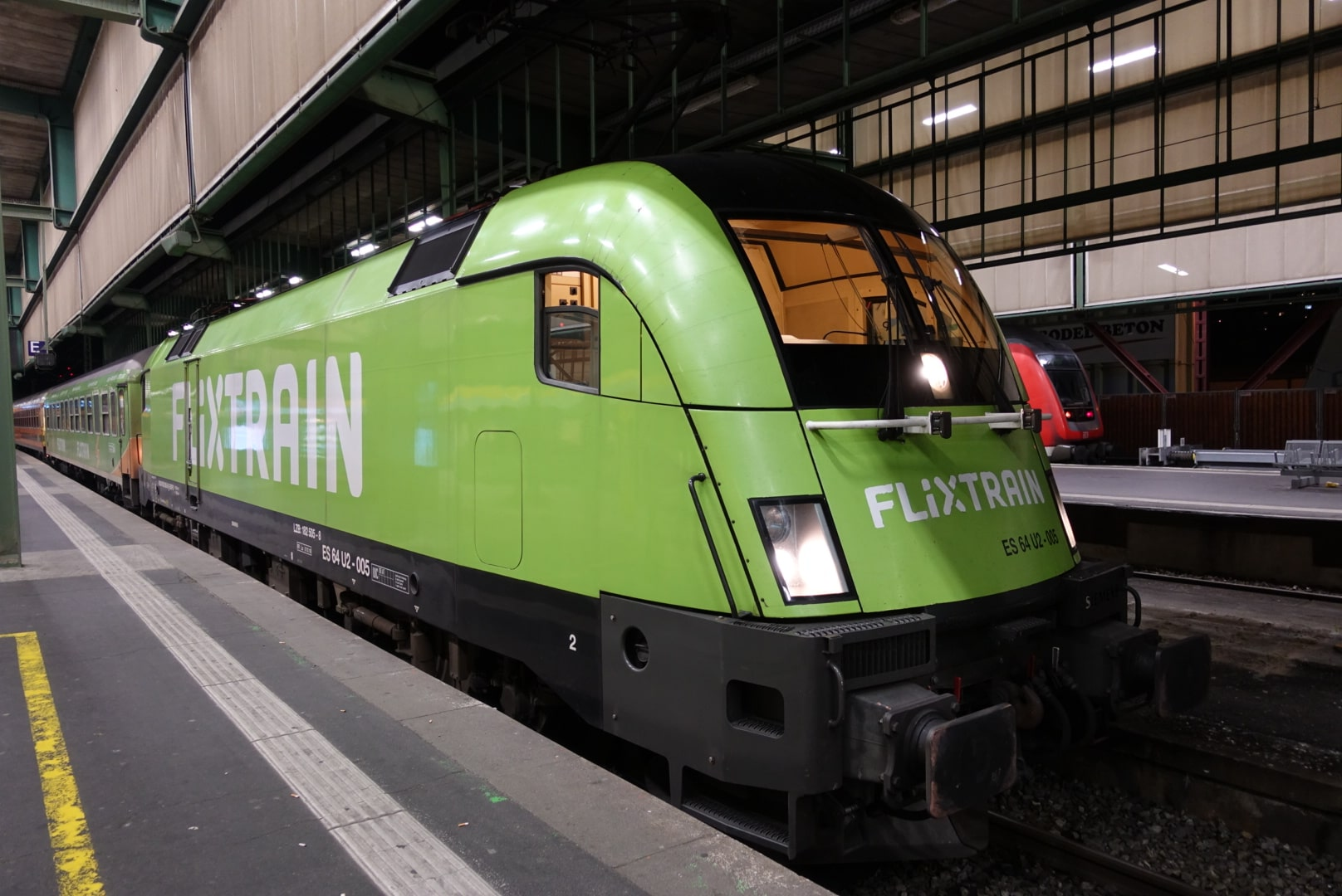 ©Foto: Jan Krehl | railmen | Unterwegs für FLIXTRAIN