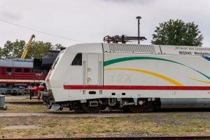 ©Foto: Denis Herwig | railmen | Sommerfest 2020 im Eisenbahnmuseum Weimar (ehem. BW Weimar)