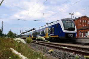 ©Foto: Oliver Külper | railmen | Unterwegs für die Nordwestbahn am Bf Bremen