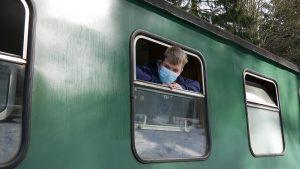 ©Foto: Tim Allgaier   railmen Azubi   Florian Zierau unterwegs auf Streckenerkundung
